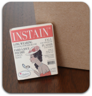 theBalm - InStain Blush