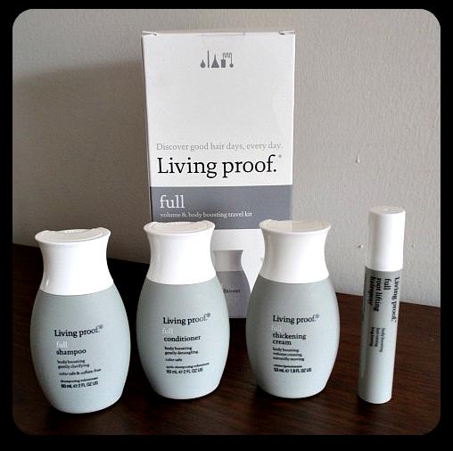 Living Proof - Full Travel Set