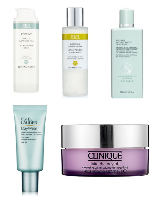 Updating my skin care regimen