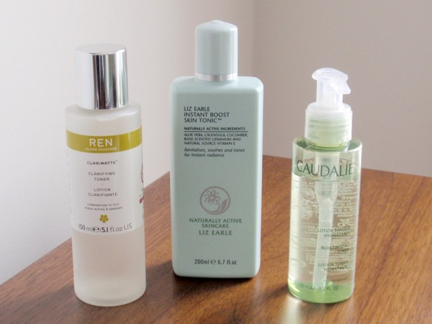 My Morning Skin Care Routine - Toners