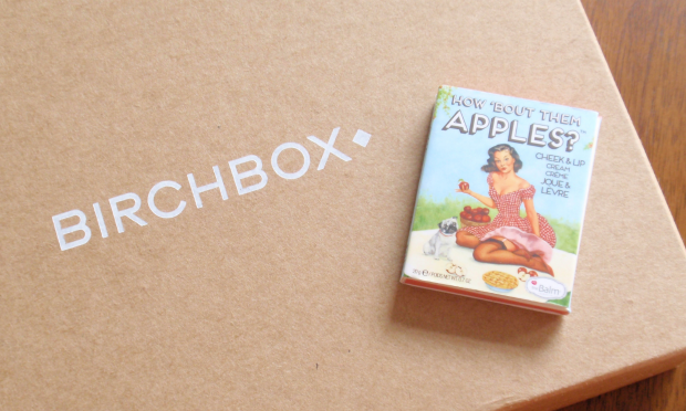 Birchbox - April 2014 - How 'Bout Them Apples?