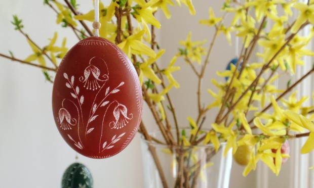 Easter Decorations - Closeup 2