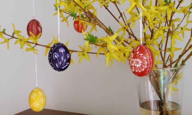 Easter Decorations - Closeup 4