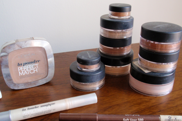 Spring Cleaning - Cleaning Out My Makeup Stash 2