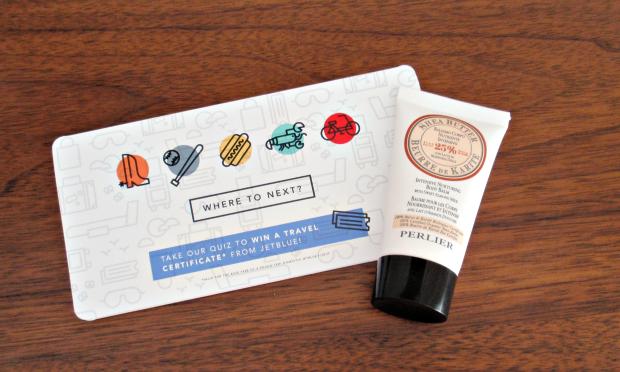 Birchbox - June 2014 - Perlier Body Cream