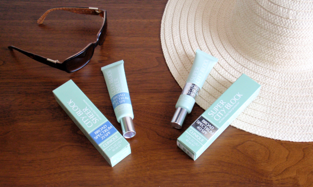 Clinique City Block Sunscreens