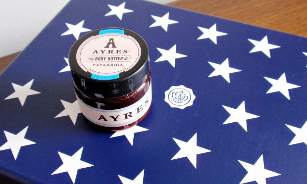 Glossybox - June 2014 - AYRES Body Butter