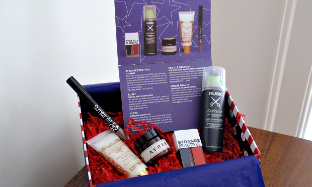 Glossybox - June 2014 - contents