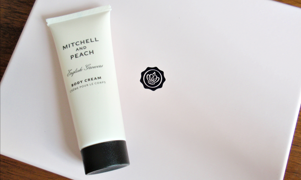 Glossybox - July 2014 - Mitchel and Peach Body Cream