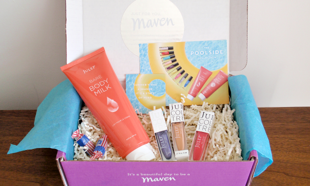 JULEP - Classic With A Twist Box July 2014