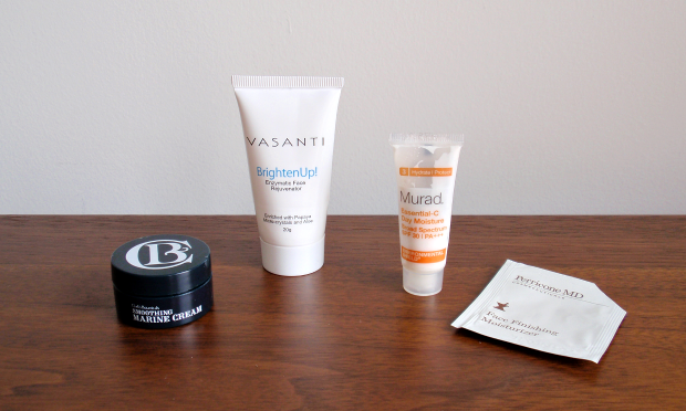 The July Decluttering Challenge- Sample Killah Week 4 Update - Skin Care