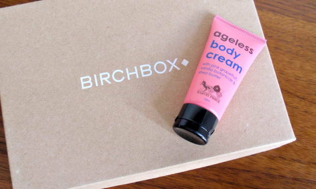 Birchbox - August 2014 - Harvey Prince Ageless Body Cream