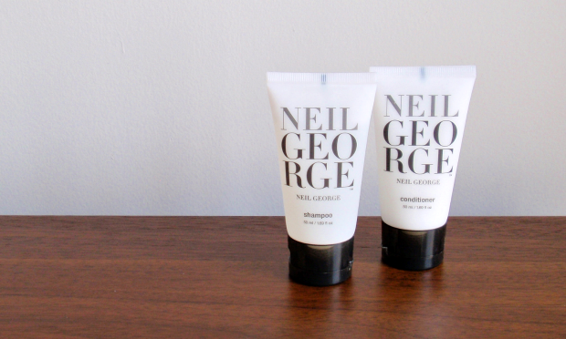 Birchbox - August 2014 - Neil George Shampoo & Conditioner