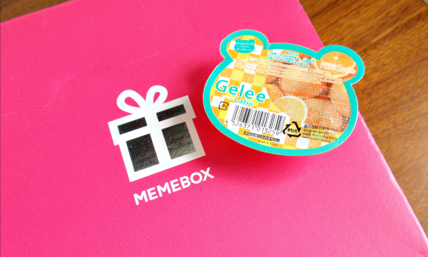 Memebox Special #12 Vitamin Care - Pure Smile Gelee Labo Marmalade