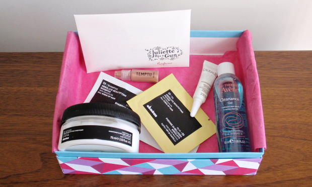 Birchbox - September 2014 - contents