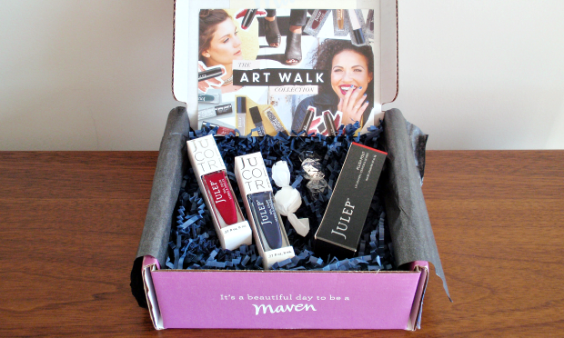 JULEP – Classic with a Twist Box September 2014