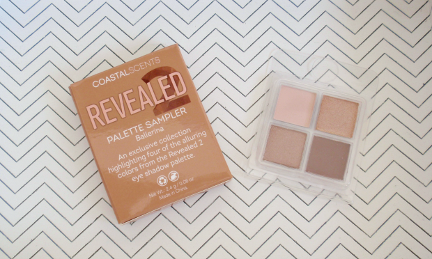 Birchbox - October 2014 - Coastal Scents Revealed 2 Palette Set