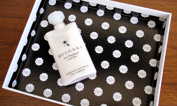Glossybox - September 2014 - Bulgari Eau Parfumée Au thé Blanc Conditioner