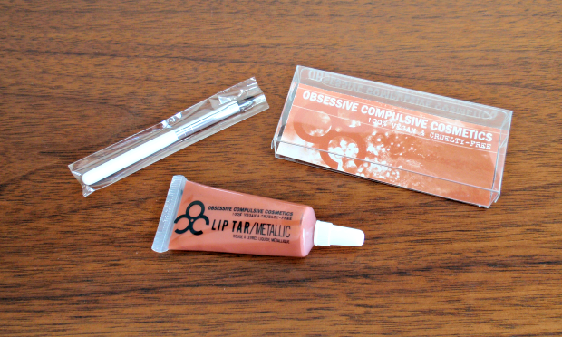 Glossybox - September 2014 - Obsessive Compulsive Cosmetics Lip Tar Metallic