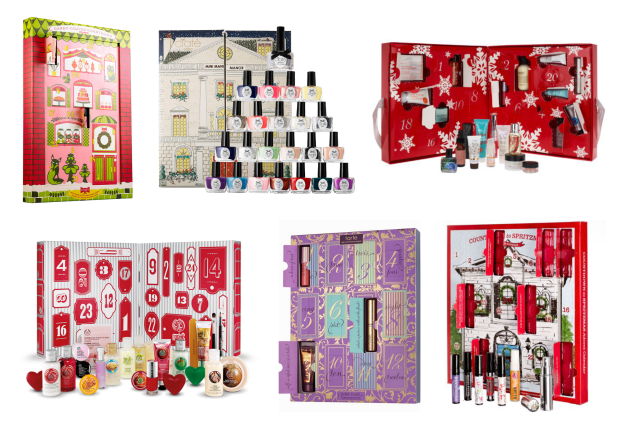 2014 Beauty Advent Calendars